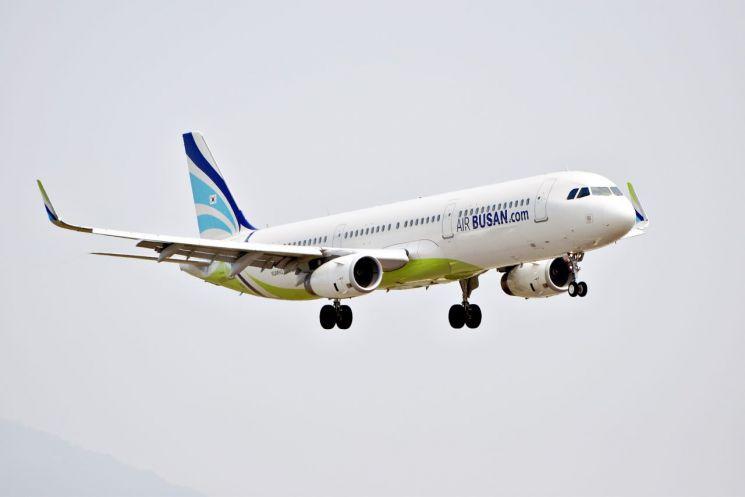 에어부산, 무착륙 관광비행 평균 탑승률 90% 달성