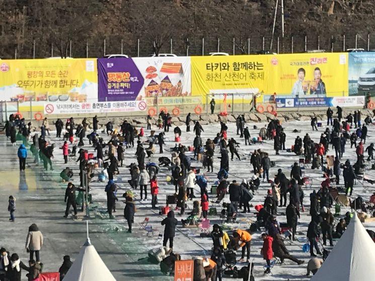 오뚜기, '2019 얼음나라화천 산천어축제' 공식 후원