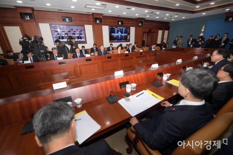 [포토]새해 첫 경제활력 대책회의