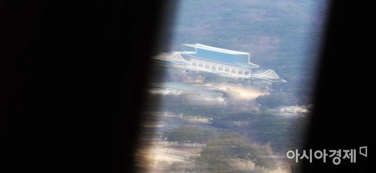 [포토]'2기 청와대' 임박