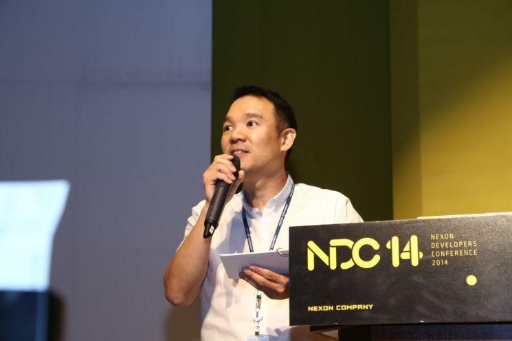 김정주 NXC 대표.