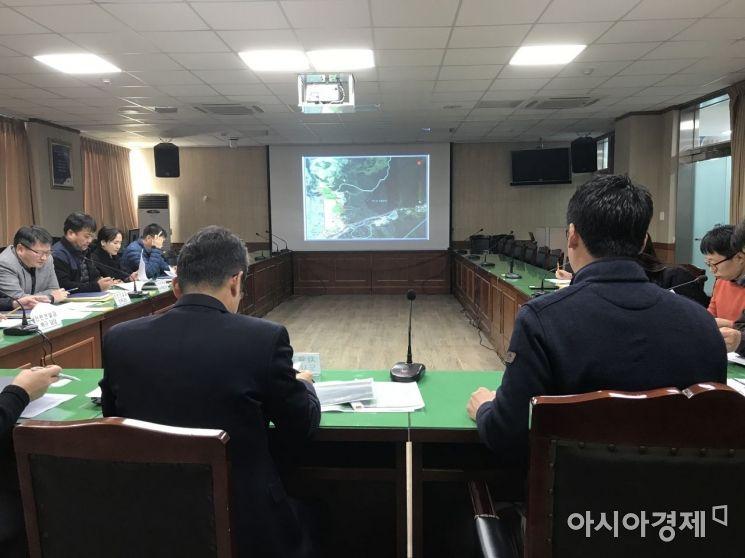 구례군, 화엄사 상가지구 활성화방안 담당공무원 협의체 발족