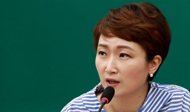 이언주 바른미래당 의원/사진=연합뉴스