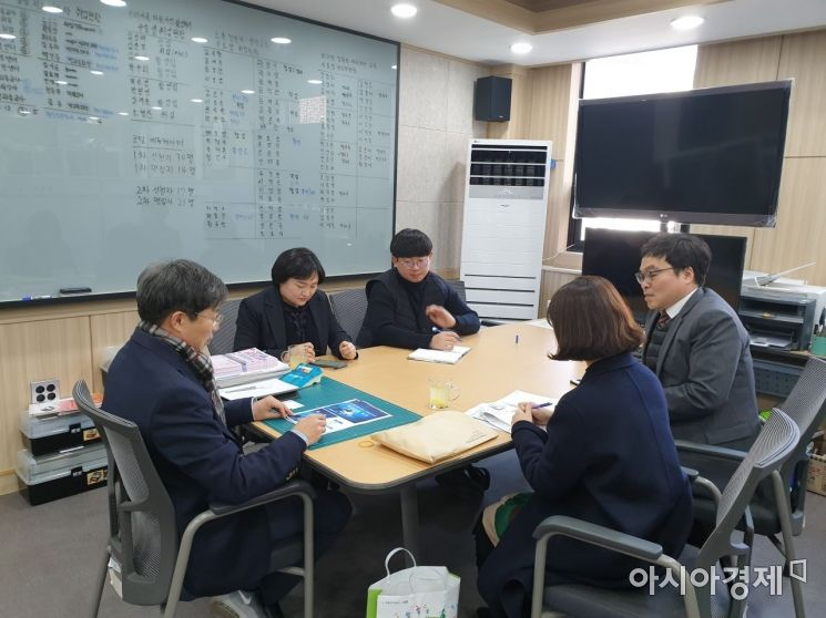 영광군, 2019년 e-모빌리티 엑스포 홍보 박차
