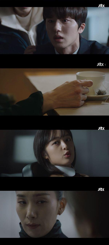 사진=JTBC 드라마 '스카이캐슬' 방송 캡처