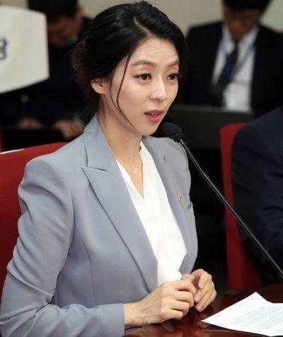 배현진 국민의힘 의원. 사진=연합뉴스