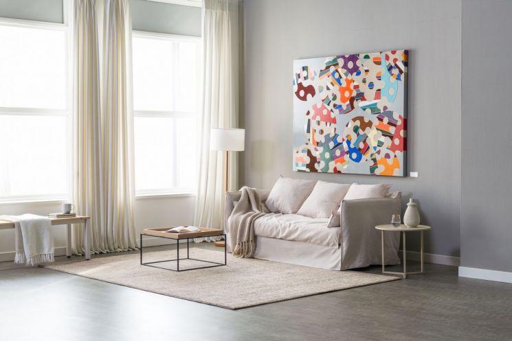 홈쇼핑에서 예술까지?…신세계 TV쇼핑, 미술작품 렌탈 방송