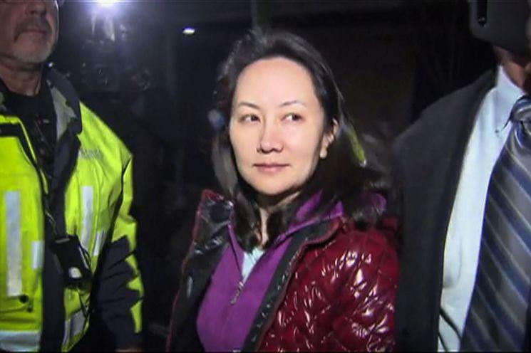 멍완저우(AFP연합) [이미지출처=연합뉴스]