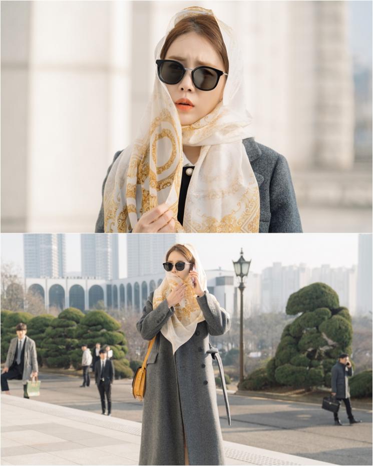 '진심이 닿다' 유인나/사진=tvN 제공
