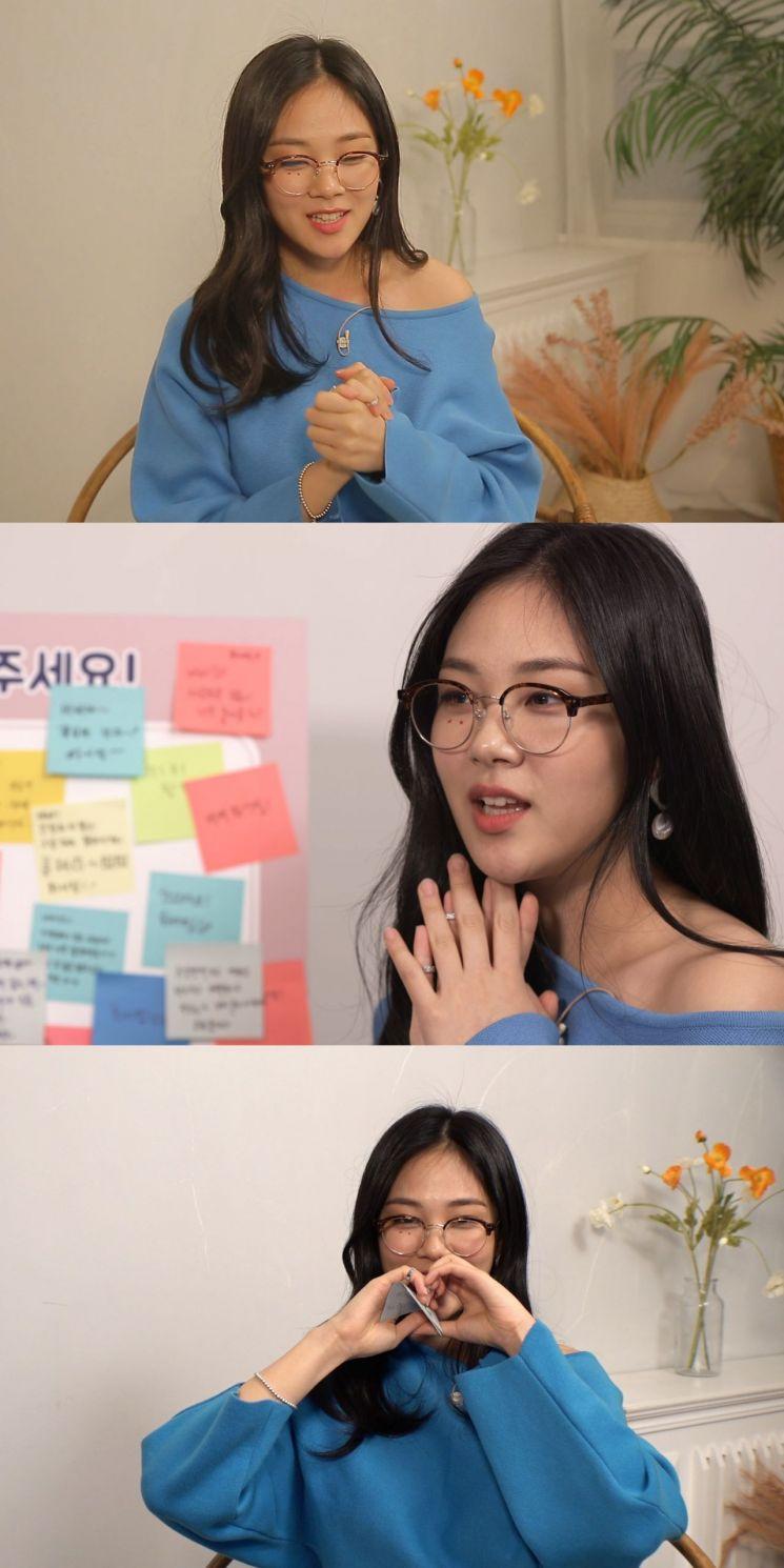 SBS 신개념 음악 예능 '더 팬'의 비비가 팬들과 뜻깊은 시간을 보냈다. / 사진=SBS