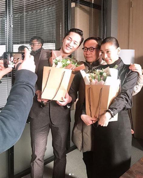 사진=김서형 인스타그램 캡처