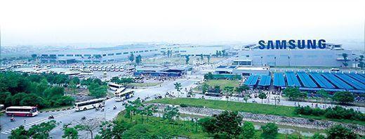 베트남에서는 '올해의 기업'으로 선정된 삼성전자