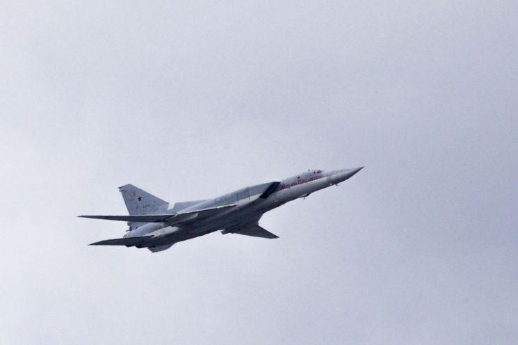 러시아의 초음속 폭격기 Tu-22M3(사진=AP연합뉴스).