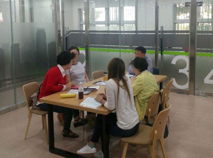 [이런 구청도...]구로구 개봉동에 영어·중국어 배울 '월드카페 톡톡' 운영한 까닭?