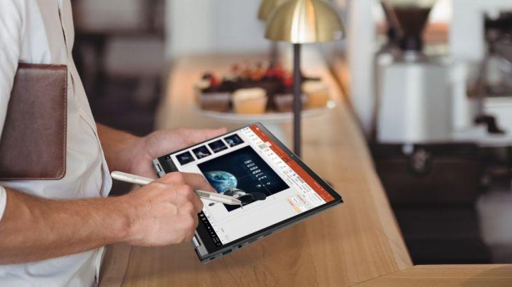 노트북과 태블릿의 합체…LG 그램 투인원 출시