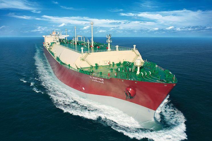삼성重, 새해 첫 수주…4200억원 규모 LNG선 2척