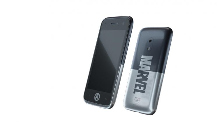 내 아이 위치 실시간으로 알려주는 '미니폰 마블 블랙' 출시