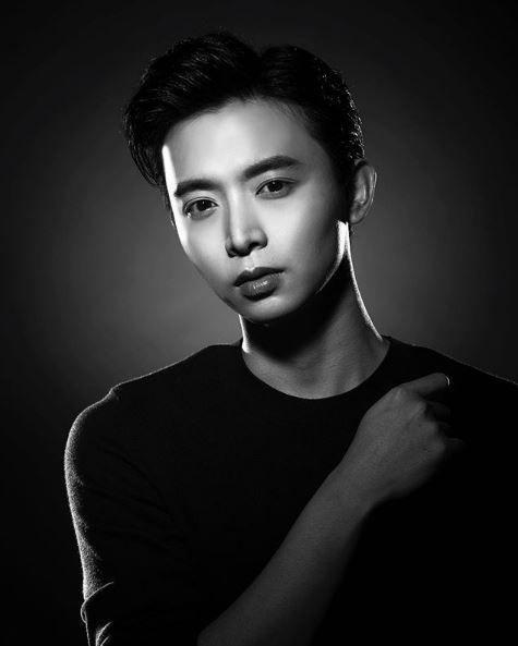 싱가포르 배우 펑웨이중 / 사진=펑웨이중 인스타그램 캡처