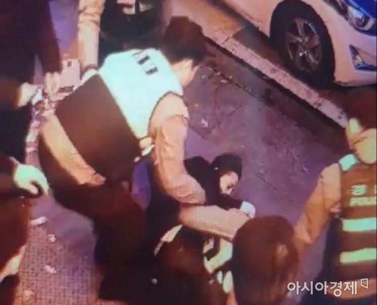 버닝썬 제보자 김상교 성추행 혐의 송치…'폭행의혹' 경찰은 무죄