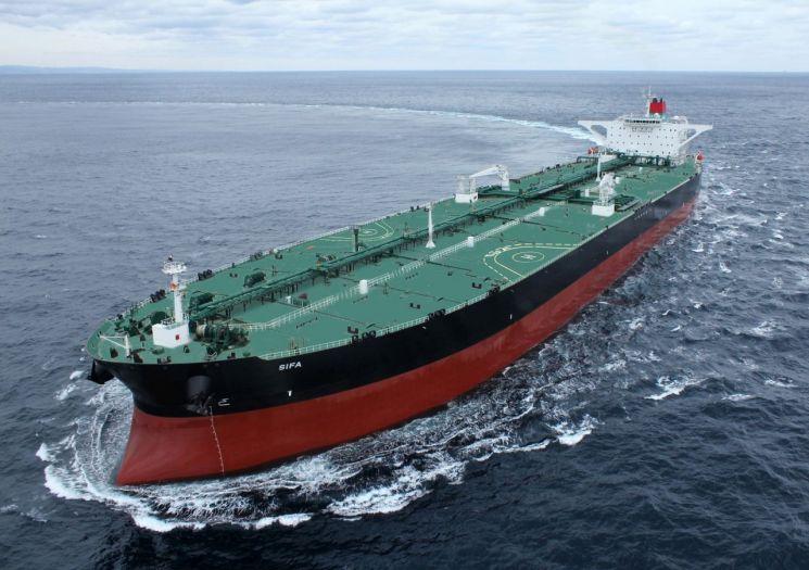 한국조선해양, 2400억원 규모 선박 3척 수주