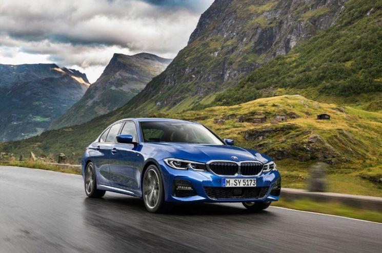 BMW 뉴 3시리즈(사진=BMW코리아 제공)
