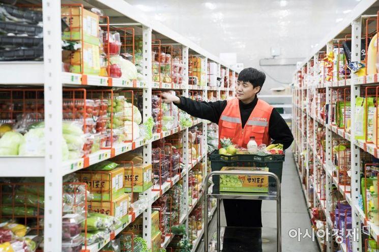 하루 배송 200만개 넘보는 쿠팡…비결은 직매입·물류