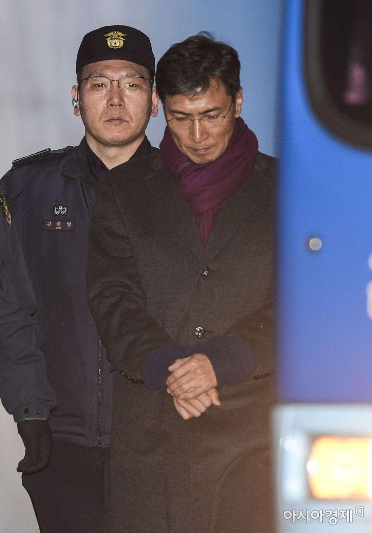 법원, 안희정 성폭행 피해자 신체감정 결정