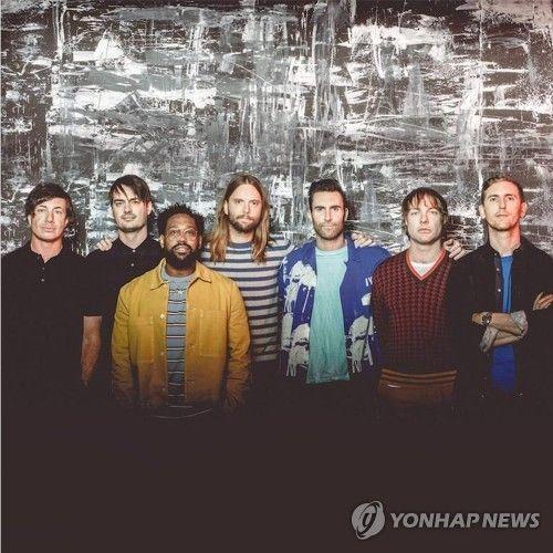 세계적인 밴드 그룹 마룬5(MARON5).사진=연합뉴스