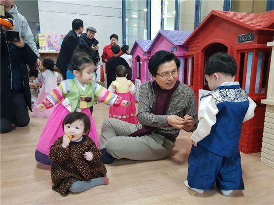 황교안·홍준표·오세훈 당권 빅3, 각양각색 설 민심 잡기