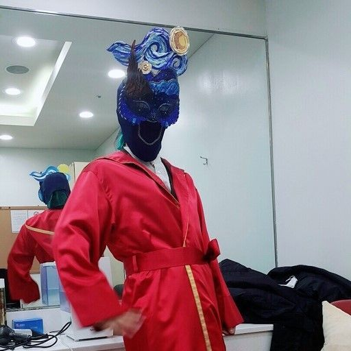 사진=백퍼센트 공식 인스타그램 캡처