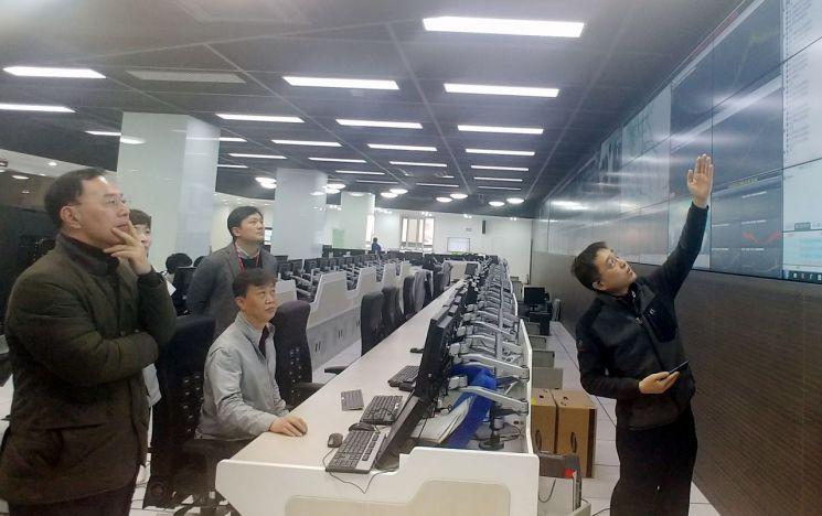 민원기 과기정통부 차관, 이동통신 소통 점검