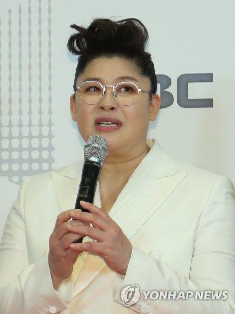 개그우먼 이영자. 사진=연합뉴스