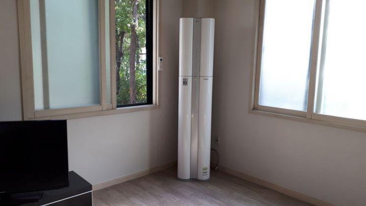경비실 냉난방 시설