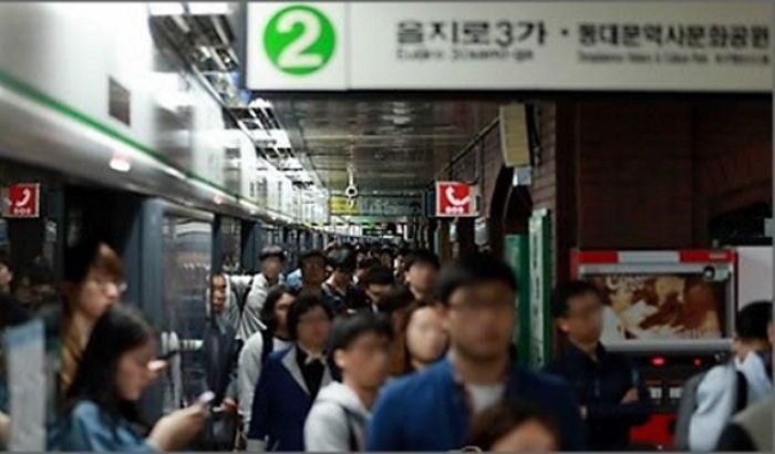 서울 지하철 2호선/사진=연합뉴스