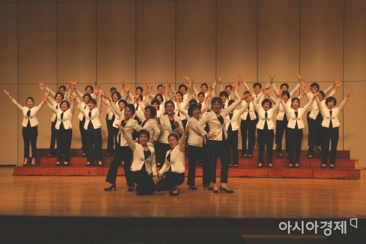 광주 서구, 여성합창단 신입단원 모집