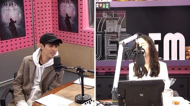 '씨네타운' 배우 박정민 / 사진=SBS 보이는 라디오