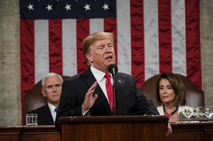 도널드 트럼프 미국 대통령(사진=AP연합뉴스)