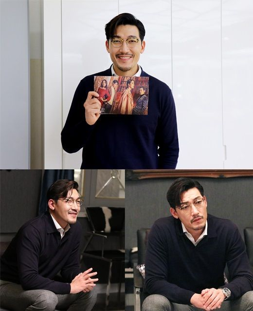 배우 공정환 / 사진=에코글로벌그룹