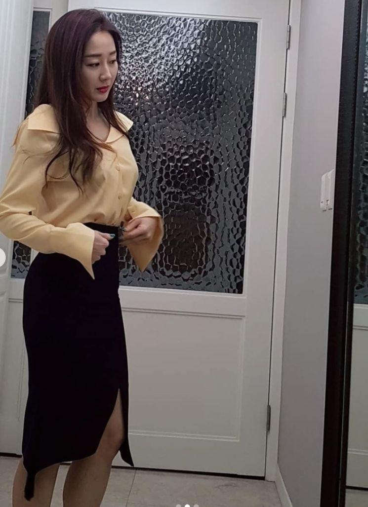 방송인 김경화 / 사진=김경화 인스타그램 캡처