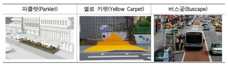 ▲새로운 도로 설계기법(자료: 국토교통부)