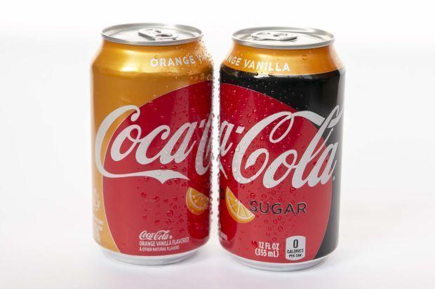 코카콜라, 12년만에 새 맛 콜라 출시…'오렌지 바닐라'