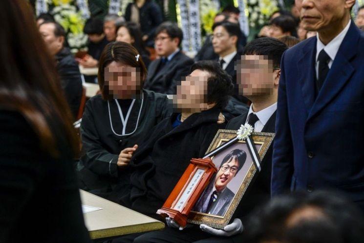 [포토] 슬픔에 잠긴 유가족