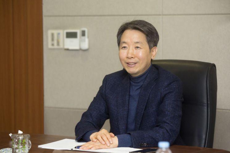 박동욱 현대건설 사장 /