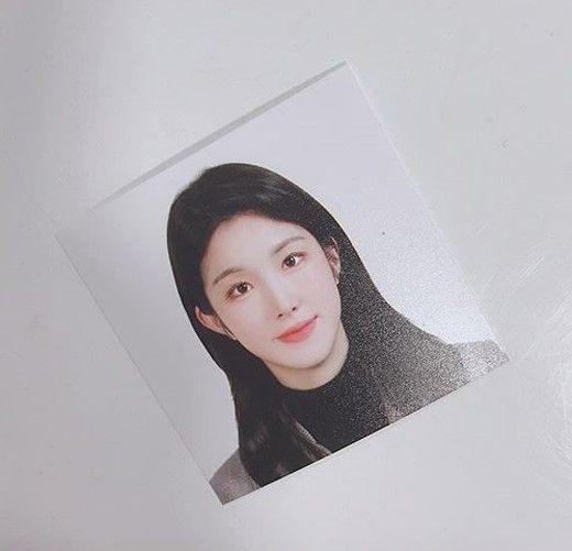 그룹 라붐 멤버 지엔 / 사진=지엔 인스타그램 캡처