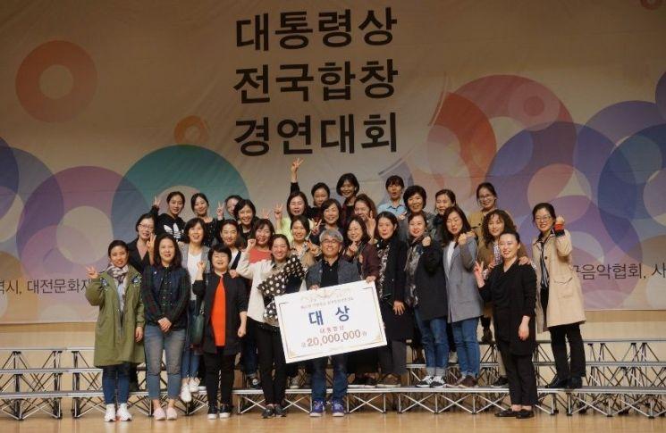 성북구립여성합창단, 2019년도 신규단원 모집