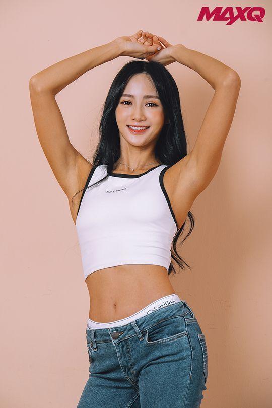 [포토] 전혜빈, 진정한 '머슬퀸'
