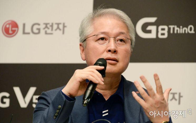 """[일문일답] 권봉석 LG폰 신임 수장 """"5G폰, 1000달러 이상"""""""
