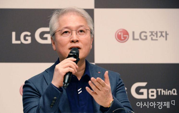 권봉석 LG전자 MC사업본부장(사진=LG전자 제공)