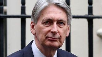 英 재무장관 '불편한 관계' 中 방문 취소