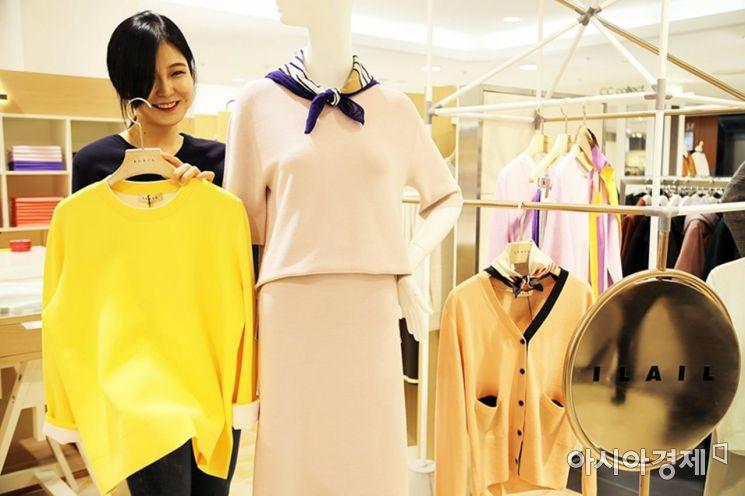 광주신세계, 봄 시즌 화사한 신상품 대거 출시